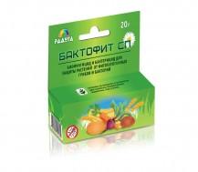 «Бактофит СП» биопрепарат для защиты растений от грибков и бактерий