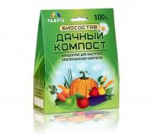 «Дачный-Компост» биосостав для ускорения компостирования